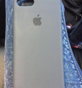 Чехол на iPhone 7 (оригинал)