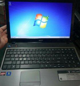 Ноутбук Acer Aspire 5551g для работы и игр
