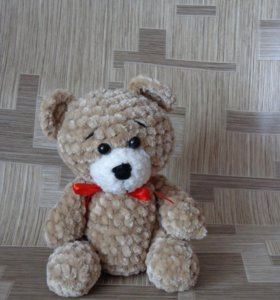 Медвежонок Плюшик