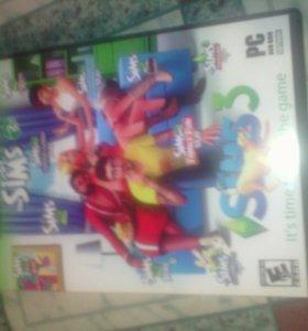 Продам игру The Sims 2 новая.