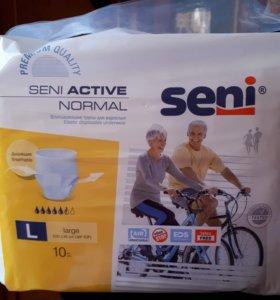 Впитывающие трусы для взрослых Seni L,XL