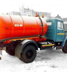 Откачка канализации в г.Альметьевск