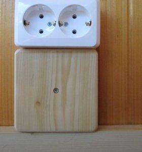 Электро-технические работы любой сложности