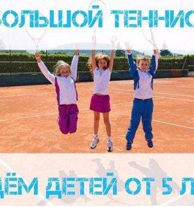 Большой теннис в Подольске