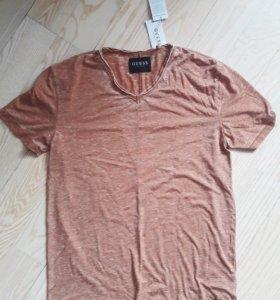 Мужская футболка GUESS новая с этикеткой