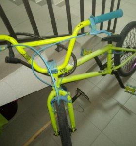 Велосипед BMX Commencal Absolute 1