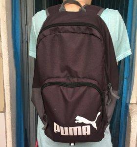Рюкзак Puma серый унисекс