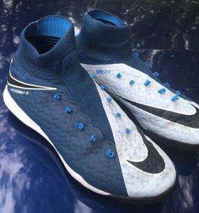 Шиповки Nike Hypervenom X, детские, размер 36
