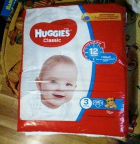 Подгузники Hugges