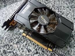 Продам видеокарту Zotac GTX 750 1g