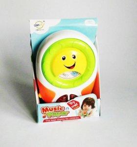 Развивающая игрушка Музыкальный плеер