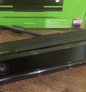 Kinect Xbox One + крепление на тв