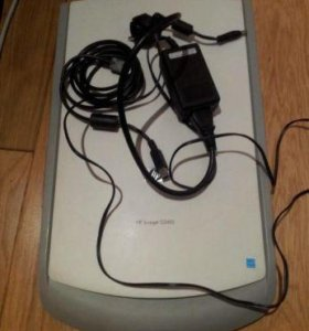 Сканер HP