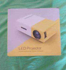 LED проектор