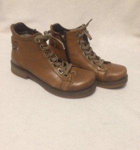Ботинки женские Фабричный Китай 36р