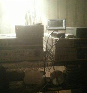 Оцифровка видео кассет.