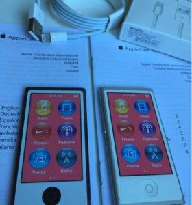 Apple ipod nano 7 16gb Оригинал НОВЫЙ