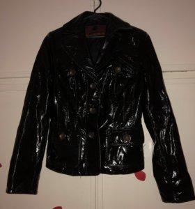 Куртка кожаная 42-46