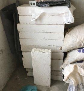 Блоки газобетонные 600*250*100