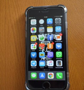 iPhone 6 128 Gb space gray или обмен