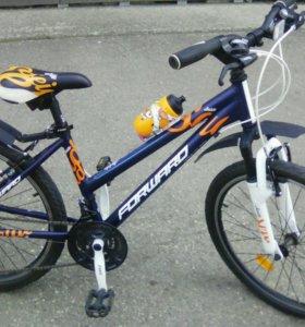 Подростковый,скоростной велосипед
