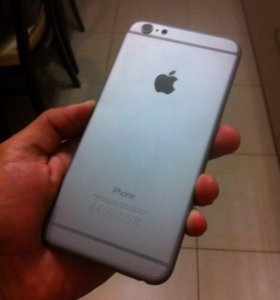 Корпус iPhone 6 Plus Space Grey
