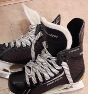 Коньки хоккейные Bauer supreme light speed pro