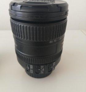 Объектив Nikkor 16-85mm