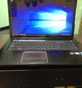 Игровой Ноутбук Lenovo G770 (Core i3 2350M 2300