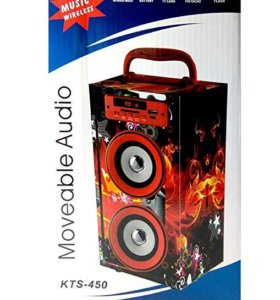 Bluetooth Mini Speaker FM USB SD MP3