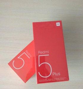 Xiaomi redmi 5, 5 plus новый