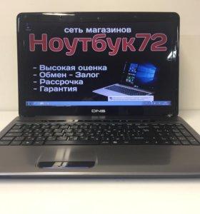 Ноутбук DNS Core i3.GeForce GT630M (2гб,128 Бит)