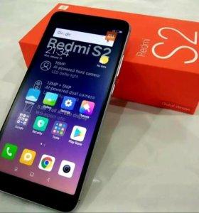 Xiaomi Redmi S2 32гб Snapdragon 625 новые