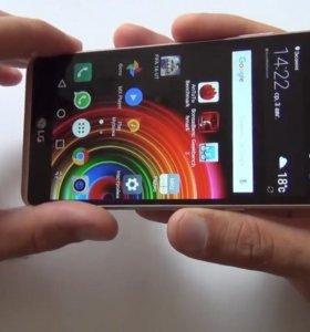 Отличный смарт LG X Power