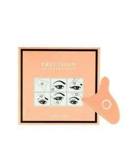 Трафарет для макияжа глаз
