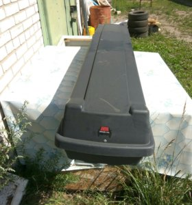 Автобокс багажник на крышу