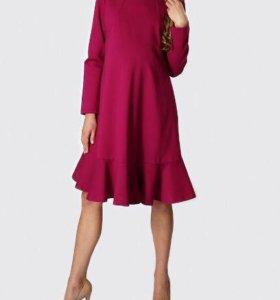 Платье для беременных/ кормящих б/у