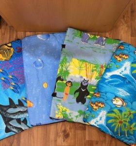 Пляжные коврики в ассортименте