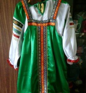 Костюм русский-народный