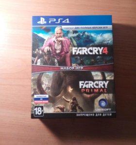 Far cry4 и Far cry primal