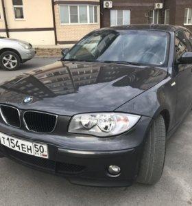 BMW 1 серия, 2005