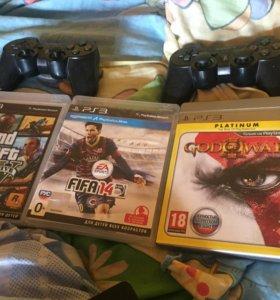 Игровая приставка:PS3
