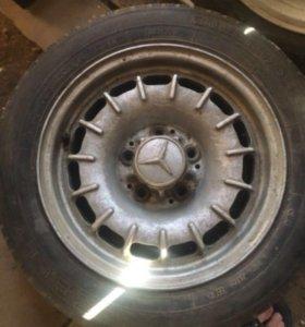 Колеса Mercedes-Benz R14