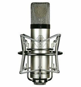 Ламповый студийный Hi-End микрофон Aria