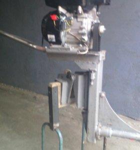Мотор болотоход