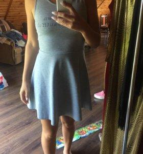 Платье хб