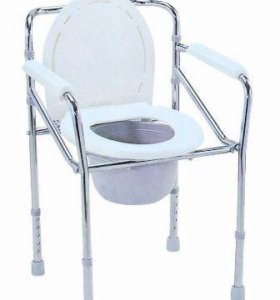 Новый кресло-туалет ТРИВЕС СА 616 складное