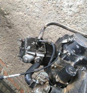 80кубов орион двигатель