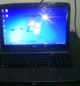 Acer Aspire MS2265, 2 ядра, 3 Гб озу, 250 HDD
