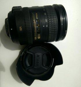 Nikon AF-S 18-200 mm 3.5-5.6G ED vr 2 DX